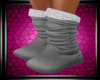 {MD} Gray Ugg Boots