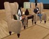 (tess)chat chair