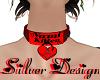 'Yami Kitten' Red Collar