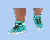 Shoes Blue 654