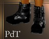 Pdt Gnarly Boots Gray M