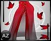 *az*still Royal pants
