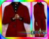 {r} Stem Red Suit Top 2