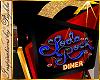 I~Soda Diner Sign