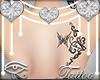 [D] R Marbled Tattoo
