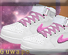 White Forces & Pink Tick