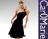 CM! Paris dress (black)