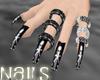 {VKY}Skull-Nails