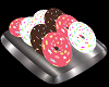 Donut tray donuts cc