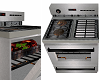 TF* Animated Stove oven