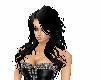Lilian black hair