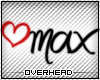 [MD] Love Max (Sign)