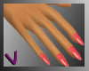 [ves]lush nails pink