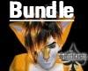 [ST] Orange Tabby Bundle