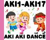 Dance&Song Aki Aki