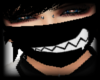 Kawaii Smirk Anime Mask