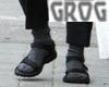 socks w sandal