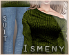 [Is] Fall Sweater Olive