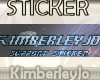 I Support KimberleyJo