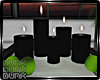 lDl GreyZone Candles