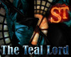 ~ST~ Teal Lord Gloves