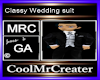 Classy Wedding suit