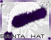 Hat WhitePurple F1a Ⓚ