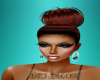 Abella Hair Browish Red