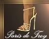 PdT Gold Heels