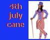 4th july cane
