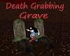 Death Grabbing Grave
