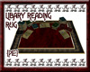 {Pie}Library Reading Rug
