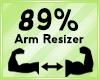 Arm Scaler 89%