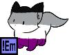 !Em Asexual KittySticker