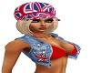 *PFE UK Flag  Vest