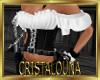 Busty pirate corset