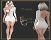 Eglayse Dress white