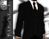 EO Black 3-Piece Suit
