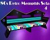 80s Retro Memphis Sofa 4