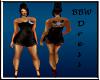 BBW June Sheer Dress