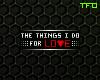 FC; GoT Love Badge