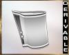 E* Gray Elegant Cuff R/L