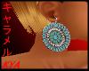 !K Jade Wheel Earrings