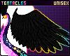 ⭐ Angel Wings Black