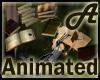 A~ Medieval books animat