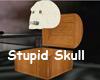 stupid skull