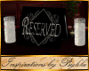 I~S & P Reserved Sign