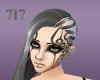 [7l7] Silver Sari