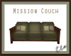 *C* Mission Couch