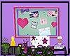 Girly Bulletin Board